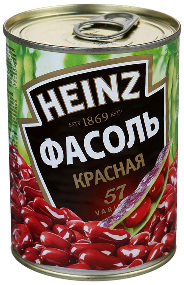 Heinz фасоль красная, 400 г71849000Яркая и аппетитная красная фасоль Хайнц – незаменимый ингредиент вкуснейших супов, салатов и закусок. Не содержит искусственных добавок и отвечает высочайшим стандартам качества.