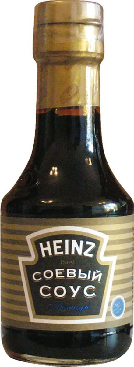 Heinz cоус соевый Премиум, 150 мл