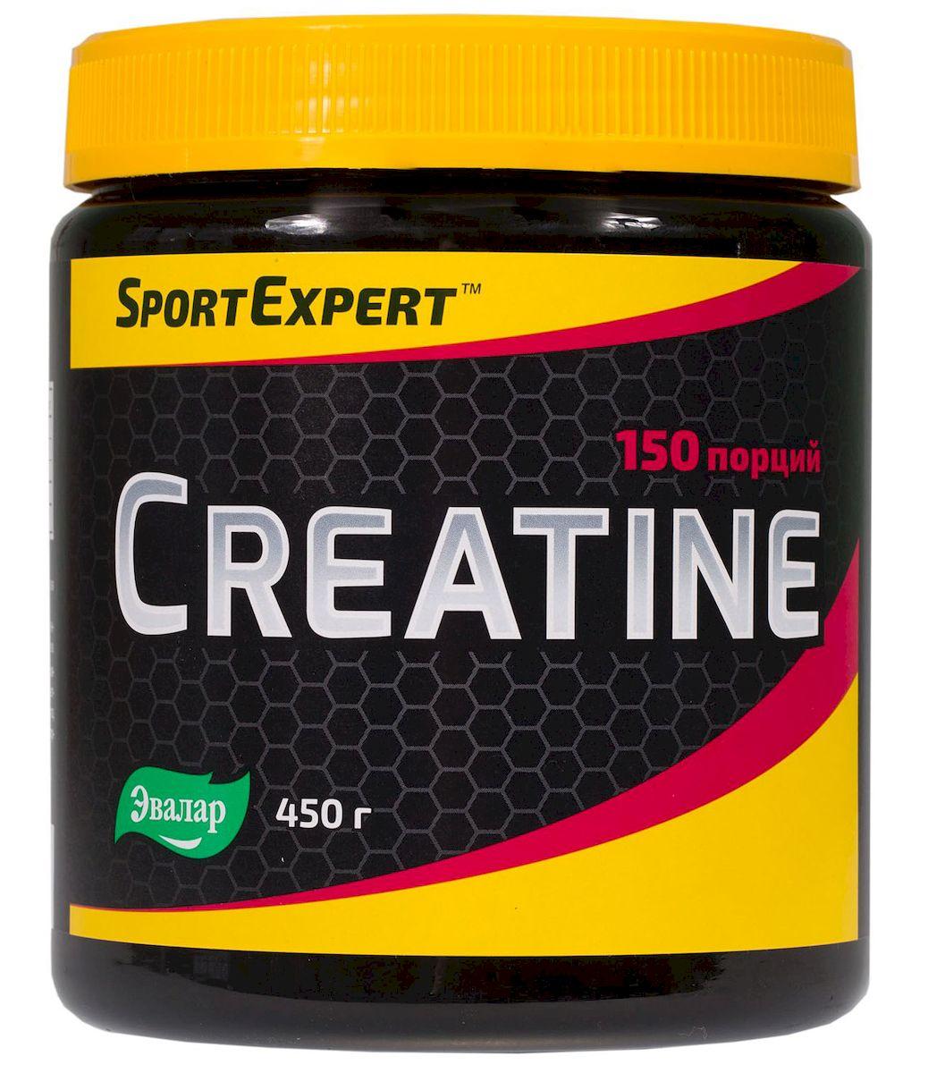 SportExpert Creatine, Креатин, порошок, банка 450 г