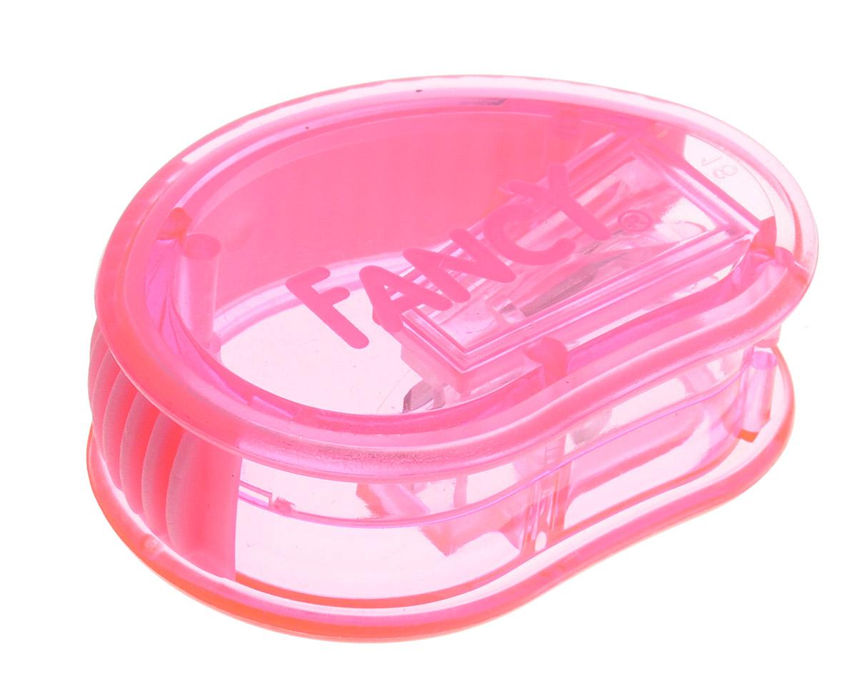 Action! Точилка Рикки-Тикки цвет розовый