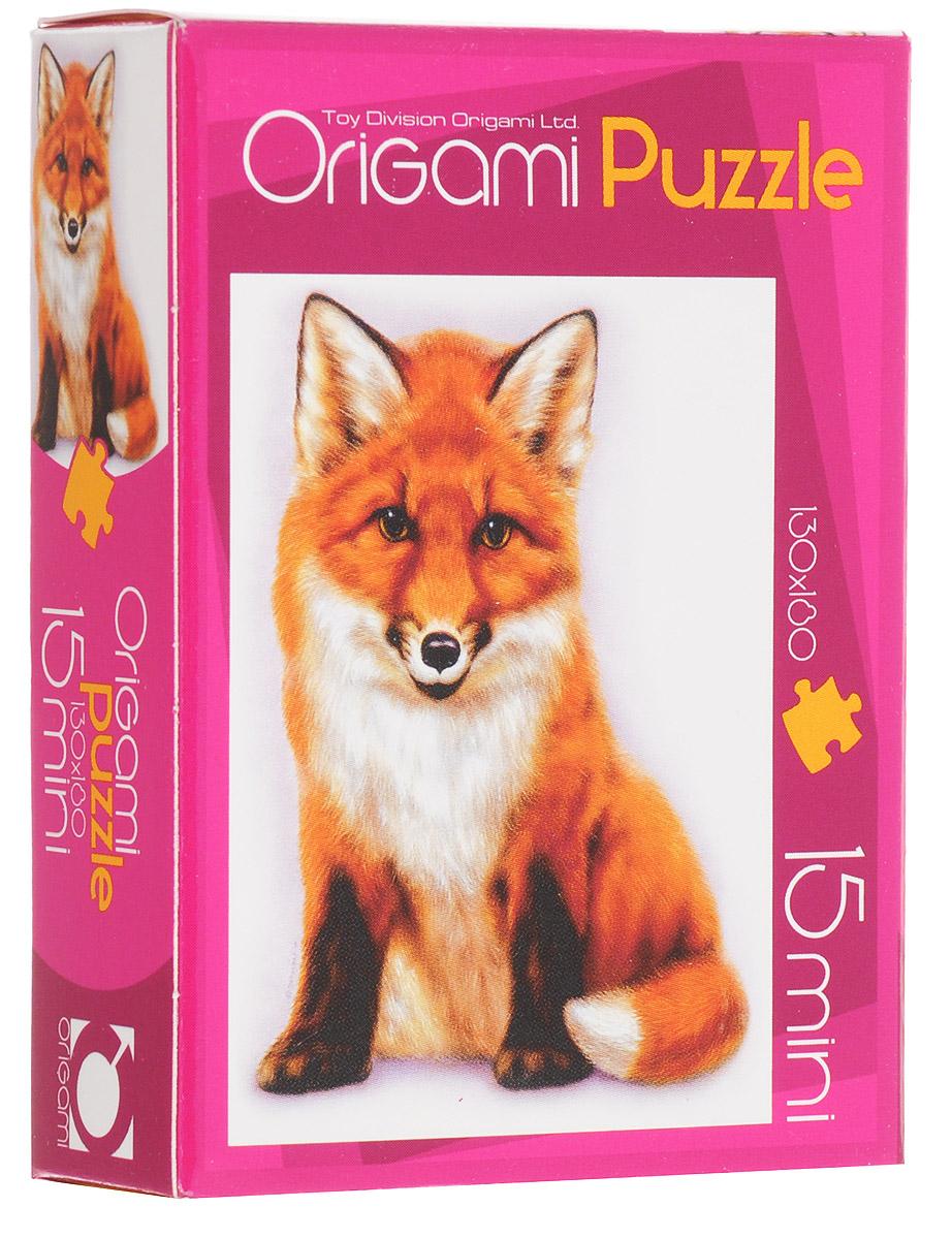 Оригами Пазл для малышей Лисенок2002_1Красочный пазл Оригами Лисенок - наилучшее решение для развития вашего малыша. Собирая картинку из 15 элементов, малыш учится соотносить отдельные элементы в целое изображение, подбирать фрагменты по цвету и форме. Элементы пазла имеют большие размеры, благодаря чему ребенку будет удобно собирать картинку. Пазл поможет развить у малыша мелкую моторику рук, цветовосприятие, воображение и логическое мышление, научит видеть большое в малом. Вознаграждением за усердие будет красивая картинка.