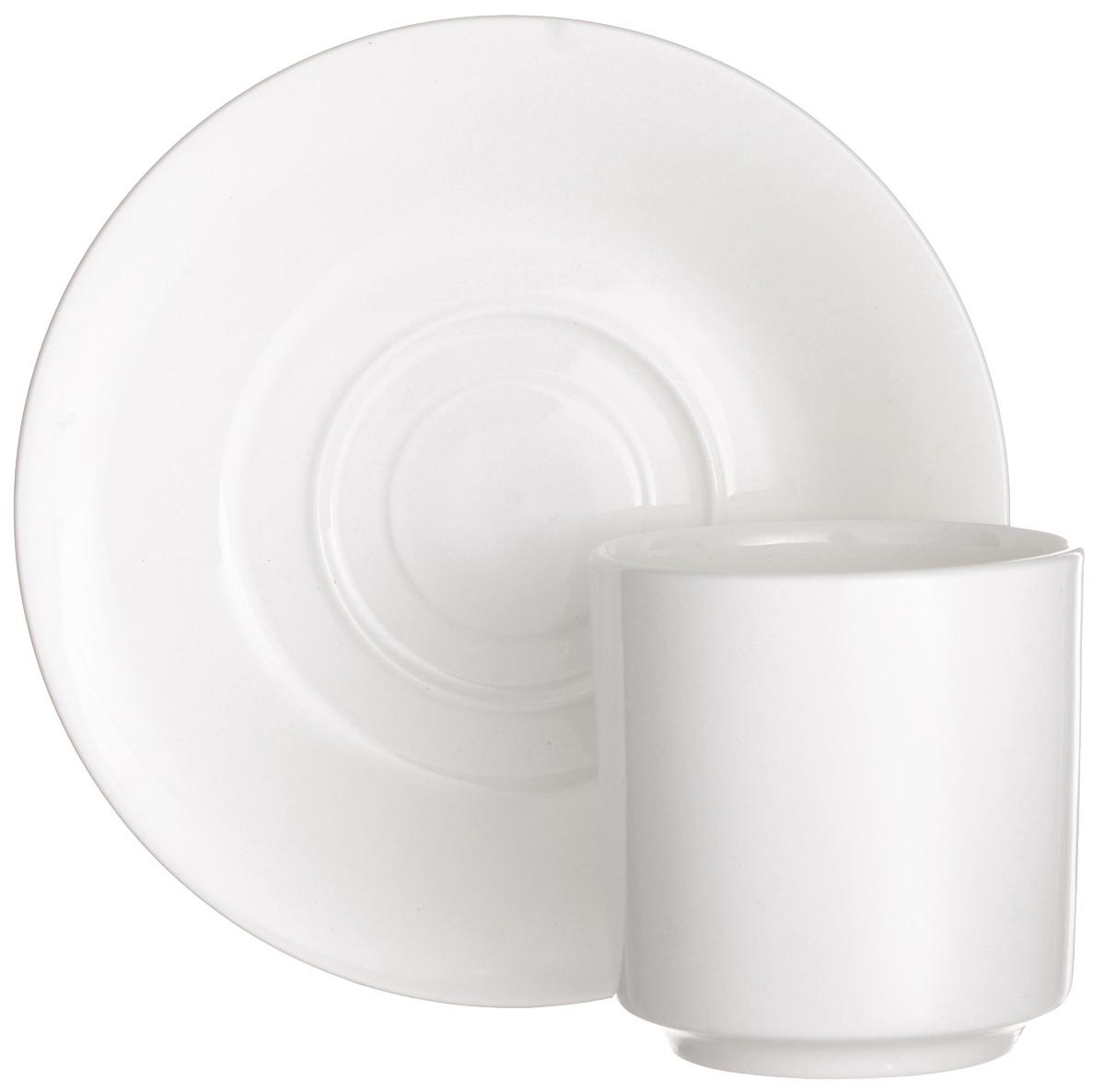 Чайная пара Wilmax, 2 предмета. WL-993020WL-993020 / ABЧайная пара Wilmax состоит из чашки и блюдца, выполненных из высококачественного фарфора. Чайная пара украсит ваш кухонный стол, а также станет замечательным подарком к любому празднику. Объем чашки: 150 мл. Диаметр чашки (по верхнему краю): 6,5 см. Диаметр основания чашки: 4,5 см. Высота чашки: 7 см. Диаметр блюдца: 14 см.