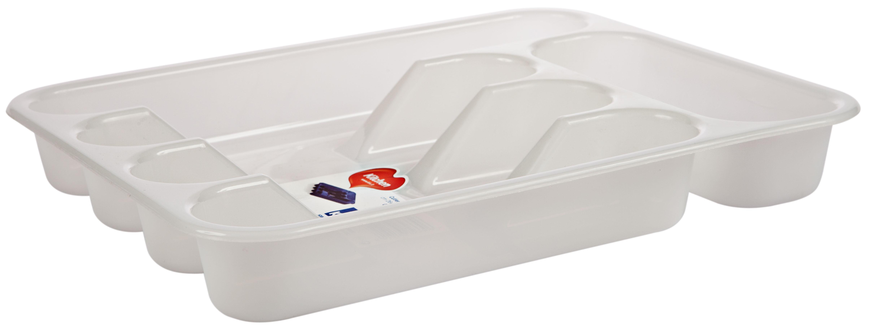 Лоток для столовых приборов ABM ГоризонтAB033000Безопасны для здоровья, не токсичны, не имеют запаха, не вызывают аллергических реакций.Контейнеры TM KIS (A.B.M., Италия) изготовлены из полипропилена, пригодного и для контакта с пищевыми продуктами.