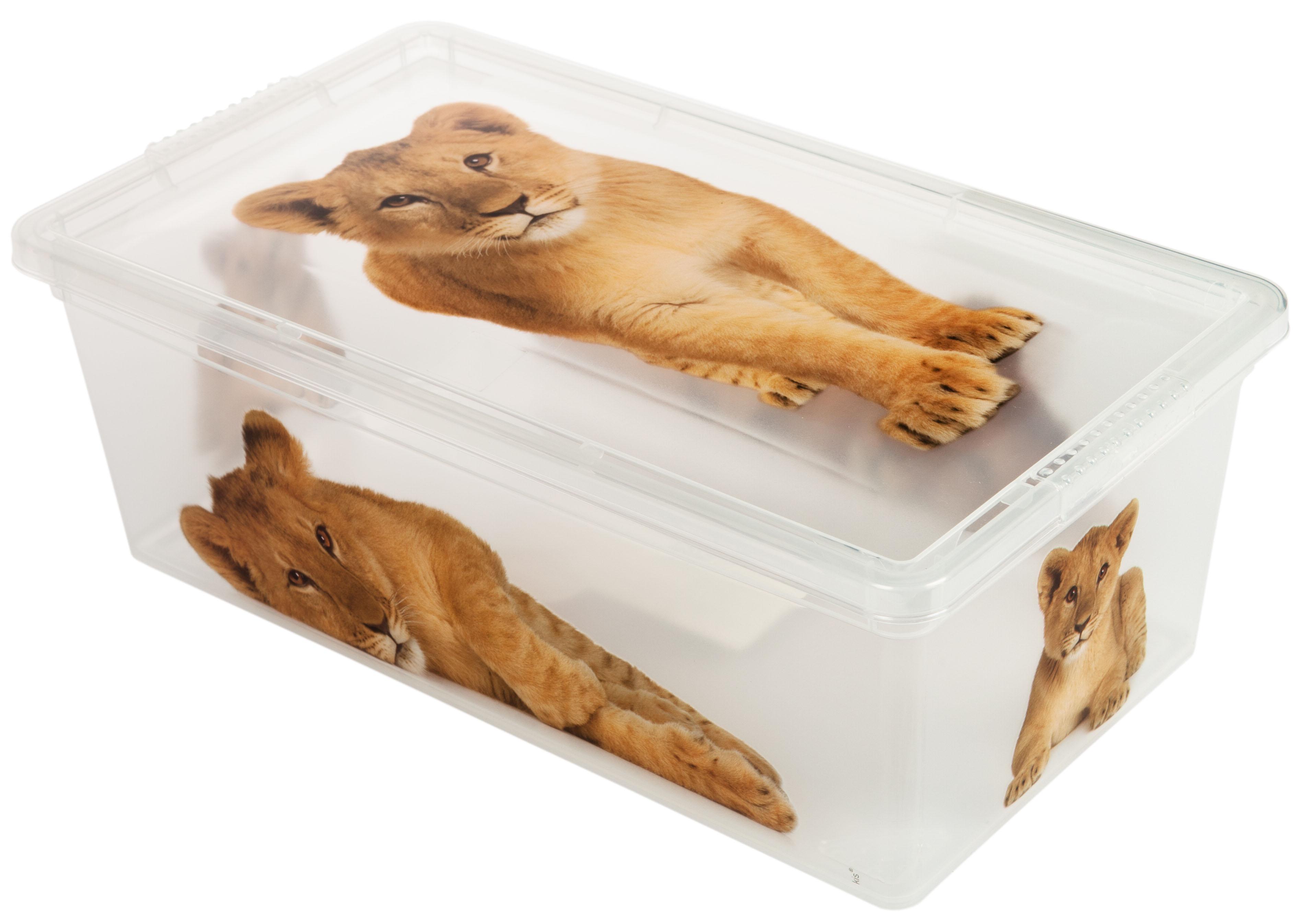 Контейнер для хранения ABM Дикие котята, 5 лAB08407WLDБезопасны для здоровья, не токсичны, не имеют запаха, не вызывают аллергических реакций.Контейнеры TM KIS (A.B.M., Италия) изготовлены из полипропилена, пригодного и для контакта с пищевыми продуктами.