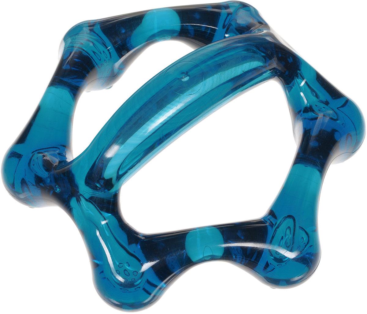 Лапонька-6 мануальный массажер, цвет: морская волна