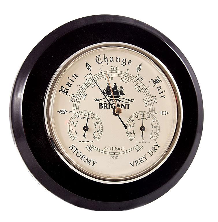 Метеостанция Brigant: барометр, термометр, гигрометр. 2809428094