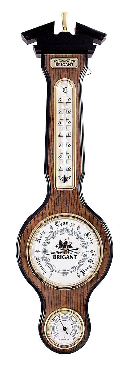 Метеостанция Brigant: барометр, термометр, гигрометр. 2814328143