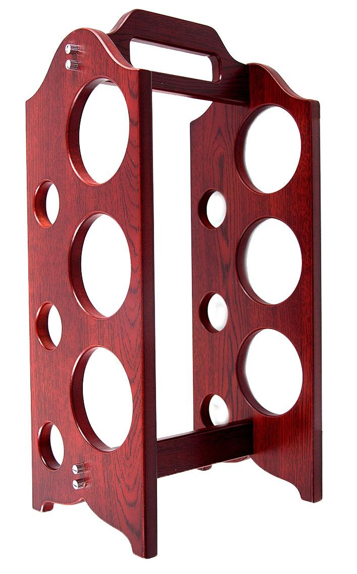Мини-бар сомелье настольный Русские Подарки, 32 х 16 х 46 см57102Настольный мини-бар сомелье Русские Подарки выполнен из МДФ. Благодаря своим компактным размерам прекрасно встанет на кухонной столешнице или каминной полке. Такой мини-бар - отличный вариант для подарка мужчине. Правила ухода: регулярно вытирать пыль сухой, мягкой тканью. Размер мини-бара: 32 х 16 х 46 см.