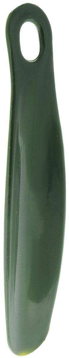 Ложка для обуви Эффектон, 18 см69Ложка для обуви Эффектон, изготовленная из прочного высококачественного пластика, обеспечивает комфорт при надевании обуви, предохраняя ее от деформации. Ложка Эффектон подходит для всех видов обуви. Размер изделия: 18 х 4 см.