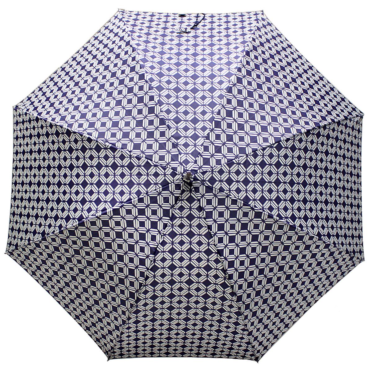 Зонт-трость женский Vogue, Автомат, цвет: синий. 124V-2124V-2Коллекция Vogue, отражающая самые последние тенденции в моде, очень удачно сочетается с практичностью и отличным качеством испанских зонтов, применение в производстве каркасов современных материалов уменьшает вес зонтиков и гарантирует надежность и качество. Рекомендации по использованию: Мокрый зонт нельзя оставять сложенным. Зонт после использования рекомндуется сушить в полураскрытом виде вдали от нагревательных приборов. Чистить зонт рекомендуется губкой, используя мягкие нещелочные растворы.