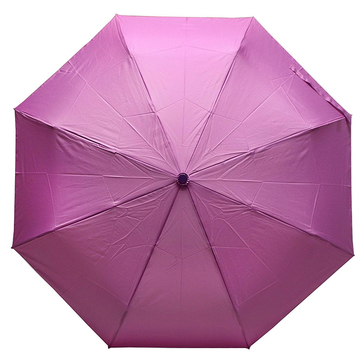 Зонт женский Vogue, полный автомат, 3 сложения, цвет: розовый. 374V-1374V-1Зонт полный автомат испанского производителя Vogue Каркас имеет противоветровый эффект 3 сложения Стержень: сталь 8спиц по 54см. Диаметр купола: 95см. Вес: 361гр. Длина в сложенном положении: 29см. Коллекция Vogue, отражающая самые последние тенденции в моде, очень удачно сочетается с практичностью и отличным качеством испанских зонтов, применение в производстве каркасов современных материалов уменьшает вес зонтиков и гарантирует надежность и качество Рекомендации по использованию: Мокрый зонт нельзя оставять сложенным. Зонт после использования рекомндуется сушить в полураскрытом виде вдали от нагревательных приборов. Чистить зонт рекомендуется губкой, используя мягкие нещелочные растворы.