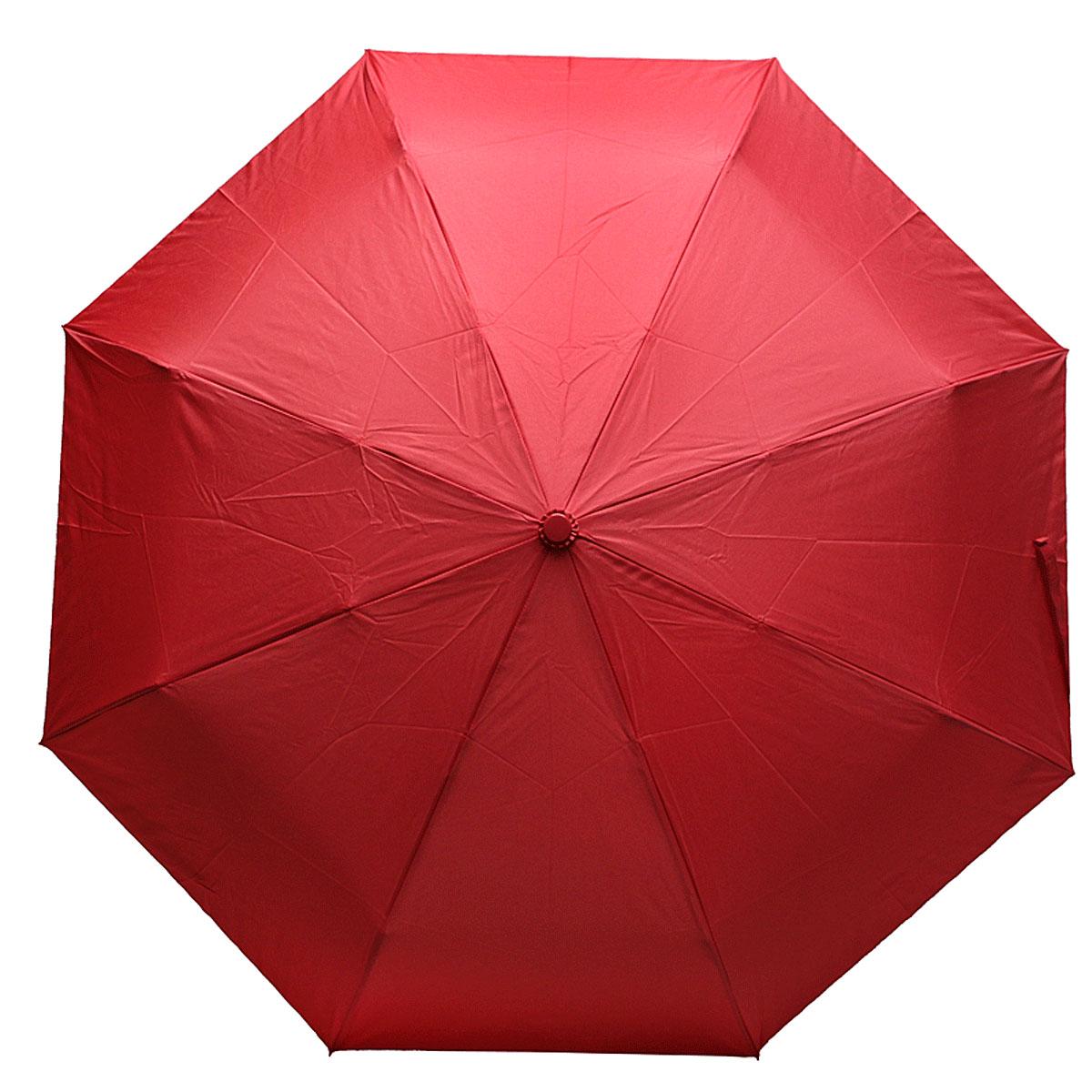 Зонт женский Vogue, полный автомат, 3 сложения, цвет: красный. 374V-2374V-2Зонт полный автомат испанского производителя Vogue Каркас имеет противоветровый эффект 3 сложения Стержень: сталь 8спиц по 54см. Диаметр купола: 95см. Вес: 361гр. Длина в сложенном положении: 29см. Коллекция Vogue, отражающая самые последние тенденции в моде, очень удачно сочетается с практичностью и отличным качеством испанских зонтов, применение в производстве каркасов современных материалов уменьшает вес зонтиков и гарантирует надежность и качество Рекомендации по использованию: Мокрый зонт нельзя оставять сложенным. Зонт после использования рекомндуется сушить в полураскрытом виде вдали от нагревательных приборов. Чистить зонт рекомендуется губкой, используя мягкие нещелочные растворы.