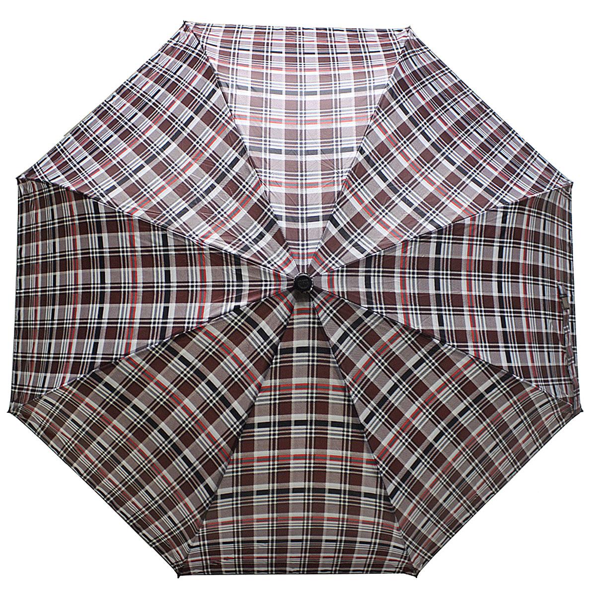 Зонт женский Vogue, цвет: бордовый. 448V-1448V-1Стильный зонт испанского производителя Vogue оснащен каркасом с противоветровым эффектом. Каркас зонта включает 8 спиц. Стержень изготовлен из стали, купол выполнен из прочного полиэстера. Зонт является механическим: купол открывается и закрывается вручную до характерного щелчка. Такой зонт не только надежно защитит вас от дождя, но и станет стильным аксессуаром, который идеально подчеркнет ваш неповторимый образ. Рекомендации по использованию: Мокрый зонт нельзя оставлять сложенным. Зонт после использования рекомендуется сушить в полураскрытом виде вдали от нагревательных приборов. Чистить зонт рекомендуется губкой, используя мягкие нещелочные растворы.