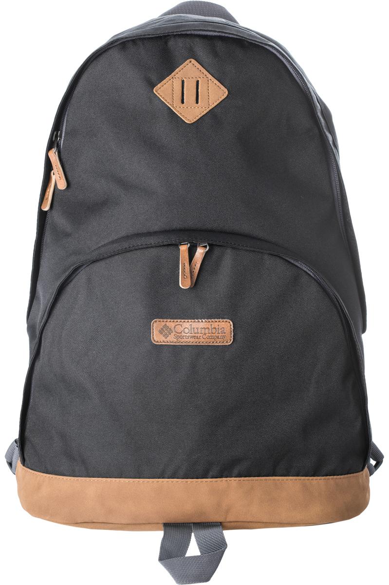 Рюкзак городской Columbia Classic Outdoor, цвет: черный, 20 л