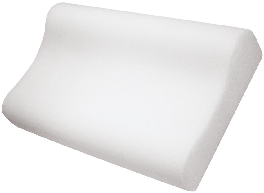 Подушка ортопедическая IQ Sleep Original Soft, 30 х 50 см16784Эргономичная подушка ORIGINAL SOFT предназначена для обеспечения естественного положения и полноценной поддержки мышц шеи и плечевого пояса во время сна, а также для улучшения кровоснабжения головного мозга. Подушка имеет форму изгиба шеи с подшейными валиками разной высоты для сна на спине и на боку (7,5 см и 10,5 см). Соответствует европейскому стандарту безопасности CertiPur. Подходит для: - людей, предпочитающих спать на спине - людей, предпочитающих спать на боку, с размером плеча S.** ПРЕИМУЩЕСТВА: - Принимает форму тела - Экологически чистая - Предотвращает появление клещей - Не вызывает аллергию - Улучшает теплообмен во время сна ** Как определить размер плеча по системе IQ Sleep. Попросите кого-либо сделать замер вашего плеча. Если вам мешает одежда (воротник, стойка водолазки), постарайтесь отодвинуть ее так, чтобы она не оказывала влияние на замер. Встаньте...