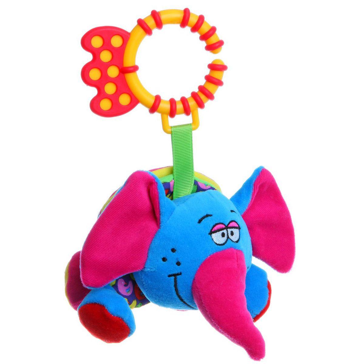 Bondibon Мягкая развивающая игрушка Слон