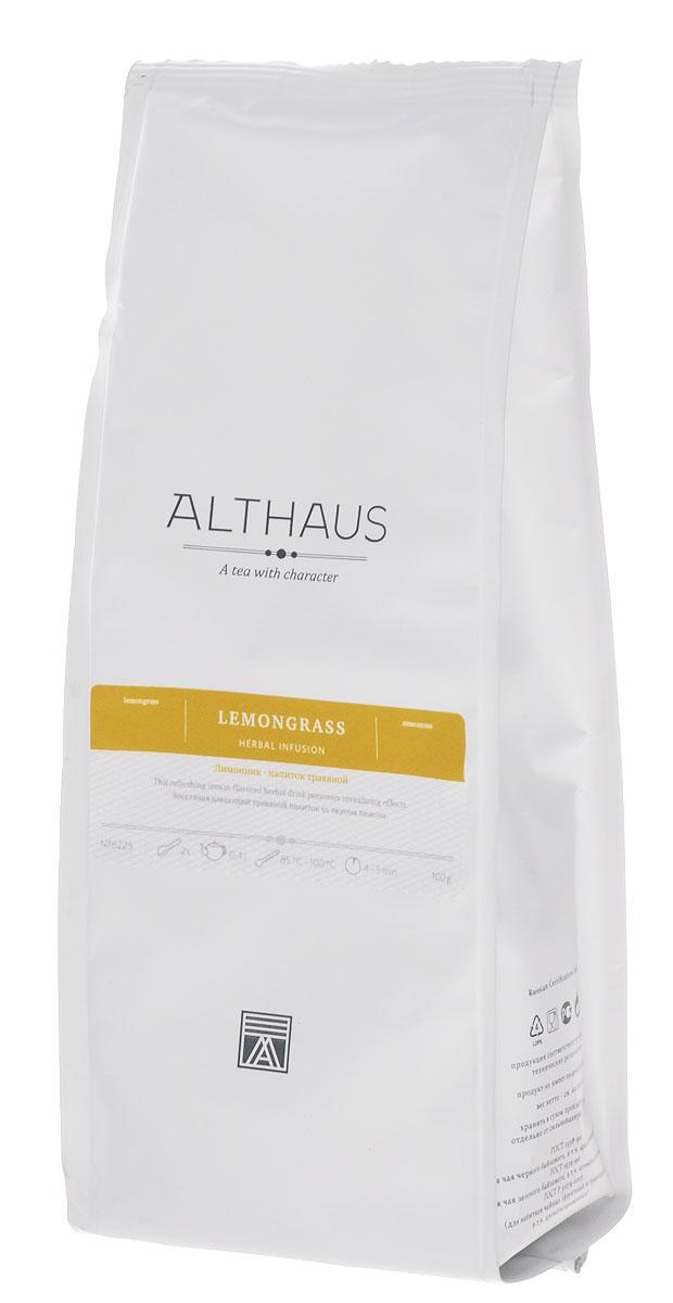 Althaus Lemongrass травяной листовой чай, 100 гTALTHG-L00068Лимонник — восстанавливающий и тонизирующий напиток с ярким, освежающим травянисто-цитрусовым букетом. Листочки Лимонника окрашены в красивый светло-фисташковый цвет и имеют необычную геометрически правильную форму. Настой этого фито-чая отличается мягким вкусом с прозрачной лимонной ноткой и легким пряным оттенком. Его сладко-леденцовый аромат несет в себе благоухание зеленых заливных лугов и густых зарослей влажных джунглей. Лимонник растет в тропических районах Юго-Восточной Азии. Его длинные и узкие стебли богаты эфирными маслами, которые как раз и обуславливают лимонный запах напитка и нежный имбирный оттенок во вкусе. Лимонник на протяжении веков использовался в восточной медицине. В Европе он получил известность благодаря популяризации тайской и индонезийской кухни. Лимонник станет идеальным завершением легкого завтрака, ведь он не только полезен для здоровья, но и обладает замечательным тонизирующим эффектом. Ароматный чай из этого тропического...