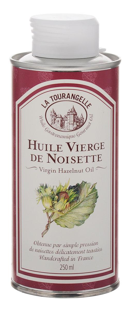 La Tourangelle Virgin Hazelnut Oil масло фундучное лесной орех нерафинированное, 250 мл