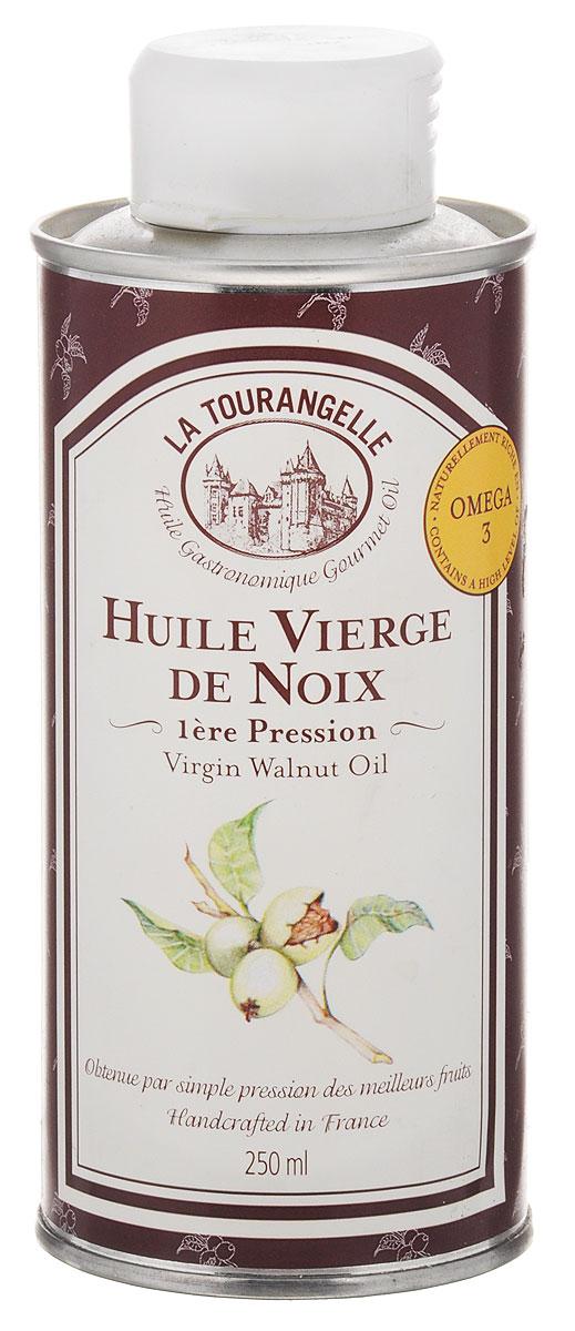 La Tourangelle Virgin Walnut Oil масло грецкого ореха нерафинированное, 250 мл