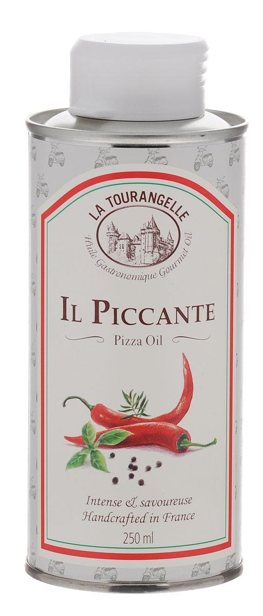 La Tourangelle II Piccante Pizza Oil смесь растительных масел для пиццы с перцем, 250 мл
