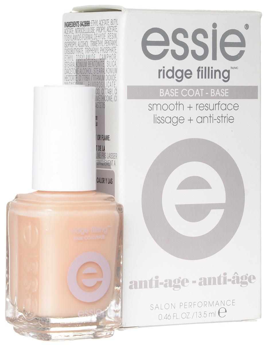 Essie professional Выравнивающее базовое покрытие для поврежденных ногтей RIDGE FILLING BASE COAT, 13,5 мл