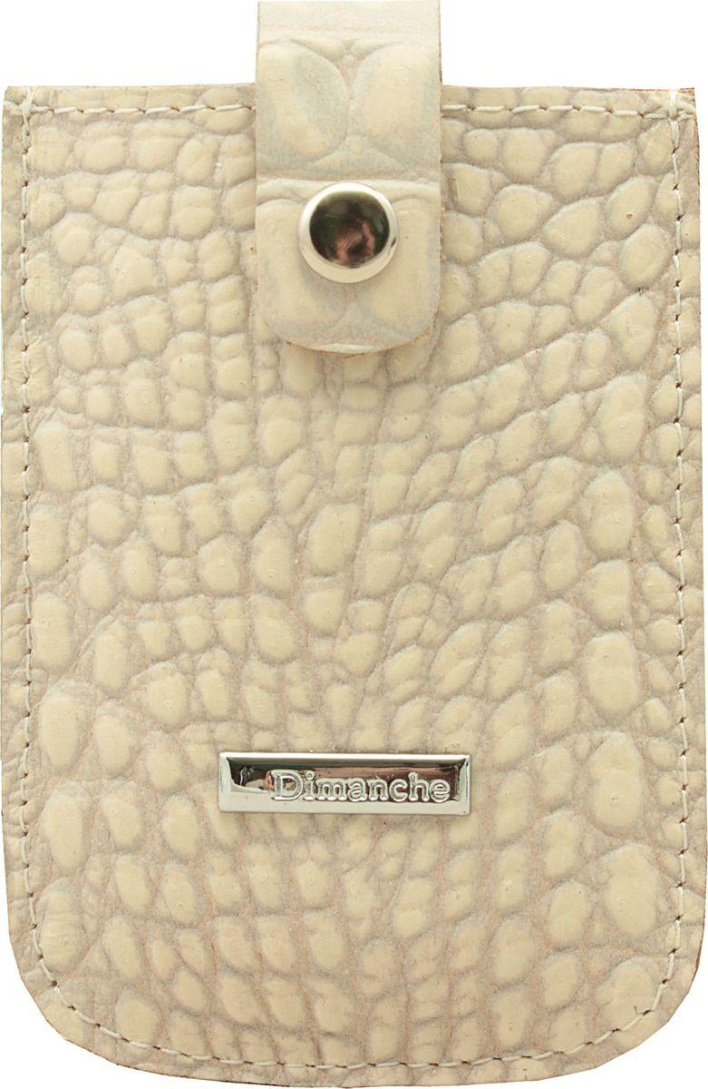 Футляр для дисконтных карт женский Dimanche, цвет: бежево-серый. 283/06283/06_бежево-серыйУдобный компактный футляр для самых необходимых дисконтных или банковских карт. Движущийся хлястик позволяет быстро достать карточки.