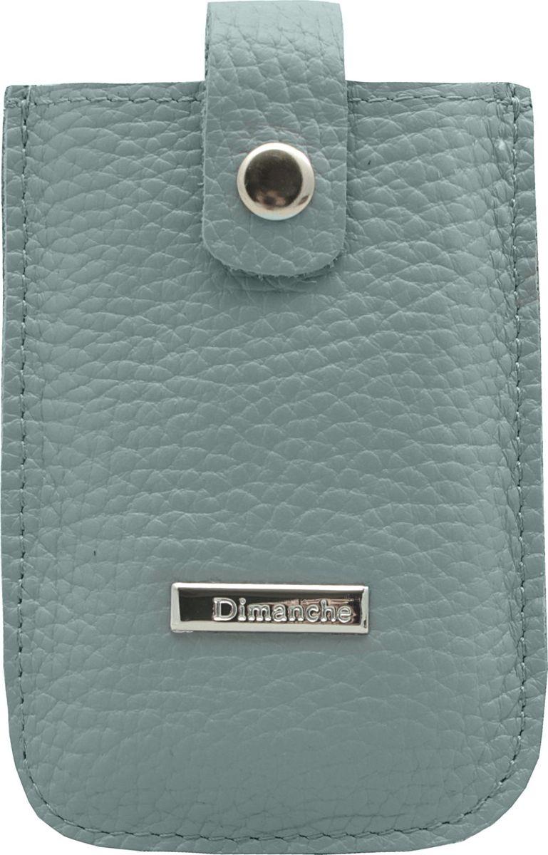 Футляр для дисконтных карт женский Dimanche, цвет: голубой. 283/56283/56_голубойУдобный компактный футляр для самых необходимых дисконтных или банковских карт. Движущийся хлястик позволяет быстро достать карточки.