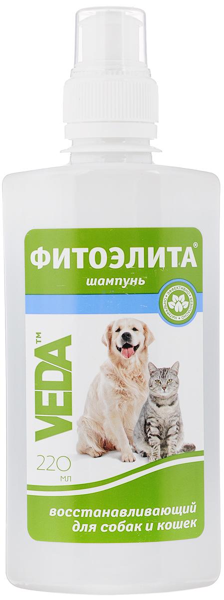 Шампунь для собак и кошек VEDA