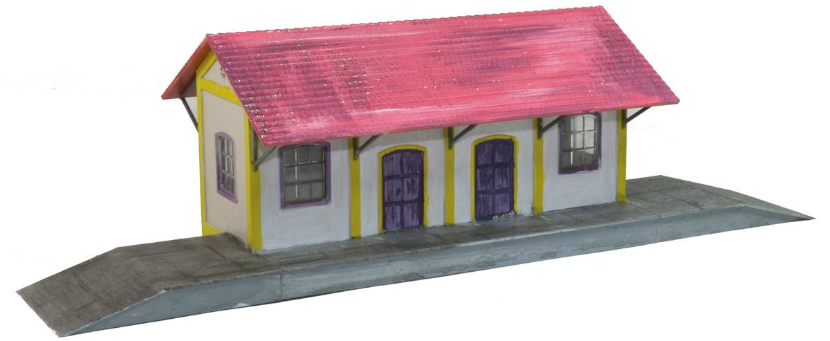 Mehano Сельская станция1526
