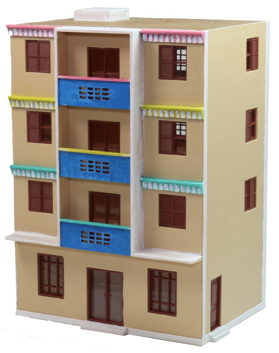 Mehano Многоэтажный дом Апартаменты