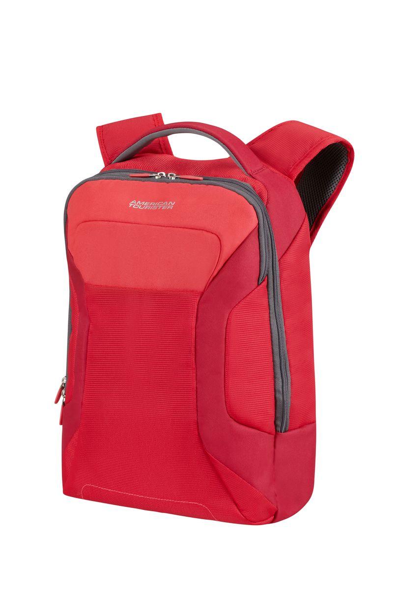 Рюкзак для ноутбука Samsonite, цвет: красный, 18,5 л, 30 х 18 х 43 см16G*00008