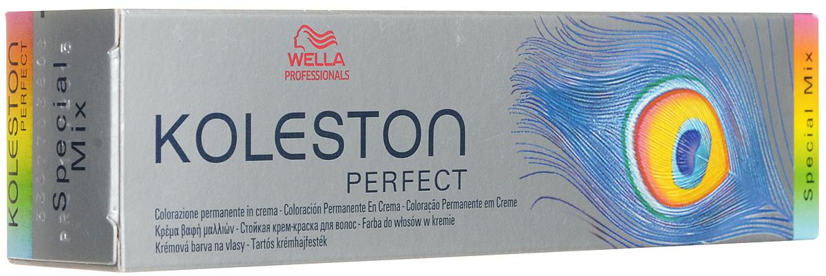 Wella Краска для волос Koleston Perfect, оттенок 0/88, Синий Интенсивный, 60 мл81276584/00300088/9019096Wella KOLESTON PERFECT 0/88 синий интенсивный предназначена для того, чтобы волосы обрели новый насыщенный и натуральный цвет, не страдая при этом. Новая разработка немецких ученых позволит сохранить хорошее внешнее состояние волос: блеск, упругость, отсутствие секущихся кончиков. Преимущество краски заключается в том, что она имеет минимальное количество вредных компонентов, а комплекс активных гранул защищает и укрепляет волосы. В составе также имеются липиды, которые придают волосам дополнительного объема без утяжеления. Молекулы и активатор играют не менее важную роль в составе. Они укрепляют корни волос, ведь именно они максимально нуждаются в питании и восстановлении. Краска имеет нежный аромат, который не вызывает аллергических реакций. Она хорошо подходит всем видам волос. Текстуру смешивают с эмульсией для достижения лучшего результата.