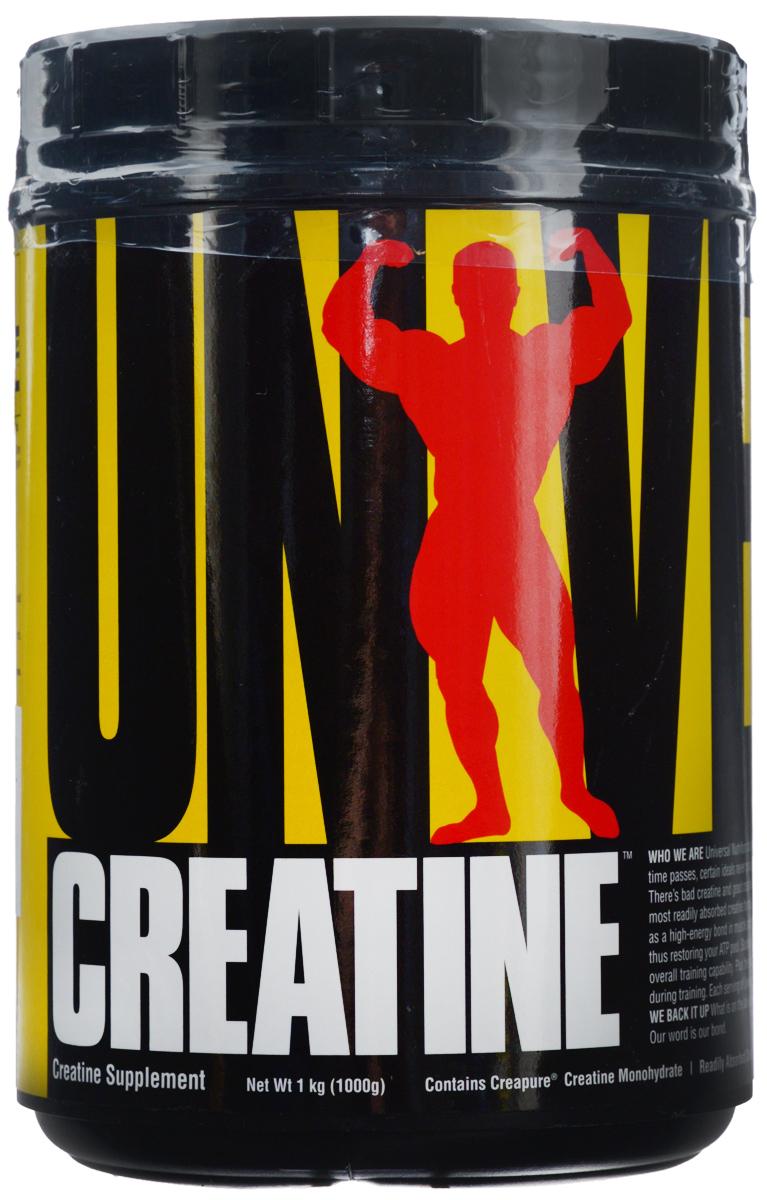 Креатин моногидрат Universal Nutrition