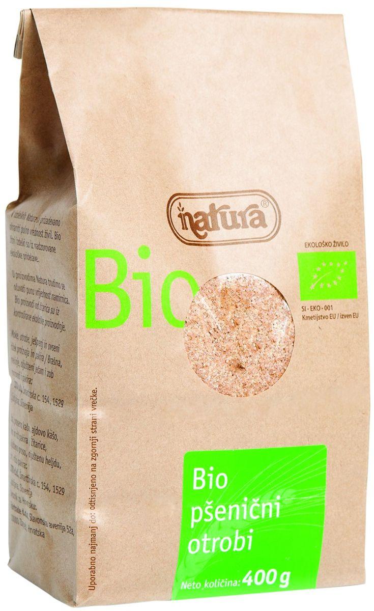 Биологически произведенные пшеничные отруби получаются путем перемалывания оболочек производимых экологическим способом пшеничных зерен. Пшеничные отруби являются богатым источником клетчатки, полезной для пищеварения, и дают чувство насыщения, будучи при этом низкокалорийным продуктом. Они содержат высокий уровень витаминов В и E, магния, железа и фосфора. Органические продукты Natura имеют маркировку в соответствии с законодательством и европейскую экологическую маркировку сертифицированных органических продуктов питания, так как при их производстве не используются удобрения и распылители, запрещенные в органическом производстве и обработке. Органические продукты произведены под контролем SI – EKO – 001. Органические продукты Natura производятся в регионах, где природа пока еще живет своей жизнью. Они попадают на полки магазинов и на столы людей, выбирающих здоровое питание, в той же форме, в которой их создала природа: натуральными,...