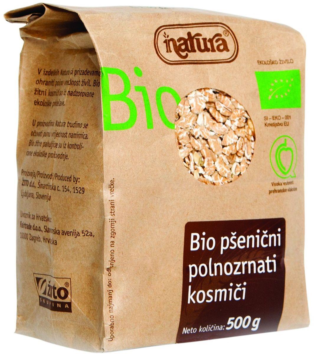Цельные зерна пшеницы обладают всеми питательными свойствами зерен пшеницы. Биологически произведенные хлопья из цельных зерен пшеницы являются источником необходимой клетчатки, всех минералов и витаминов. Органические продукты Natura имеют маркировку в соответствии с законодательством и европейскую экологическую маркировку сертифицированных органических продуктов питания, так как при их производстве не используются удобрения и распылители, запрещенные в органическом производстве и обработке. Органические продукты произведены под контролем SI – EKO – 001. Органические продукты Natura производятся в регионах, где природа пока еще живет своей жизнью. Они попадают на полки магазинов и на столы людей, выбирающих здоровое питание, в той же форме, в которой их создала природа: натуральными, питательными и здоровыми. Разнообразные натуральные зерна и семена обладают всеми свойствами злаков, полностью сохраняя, таким образом, свои полезные качества.