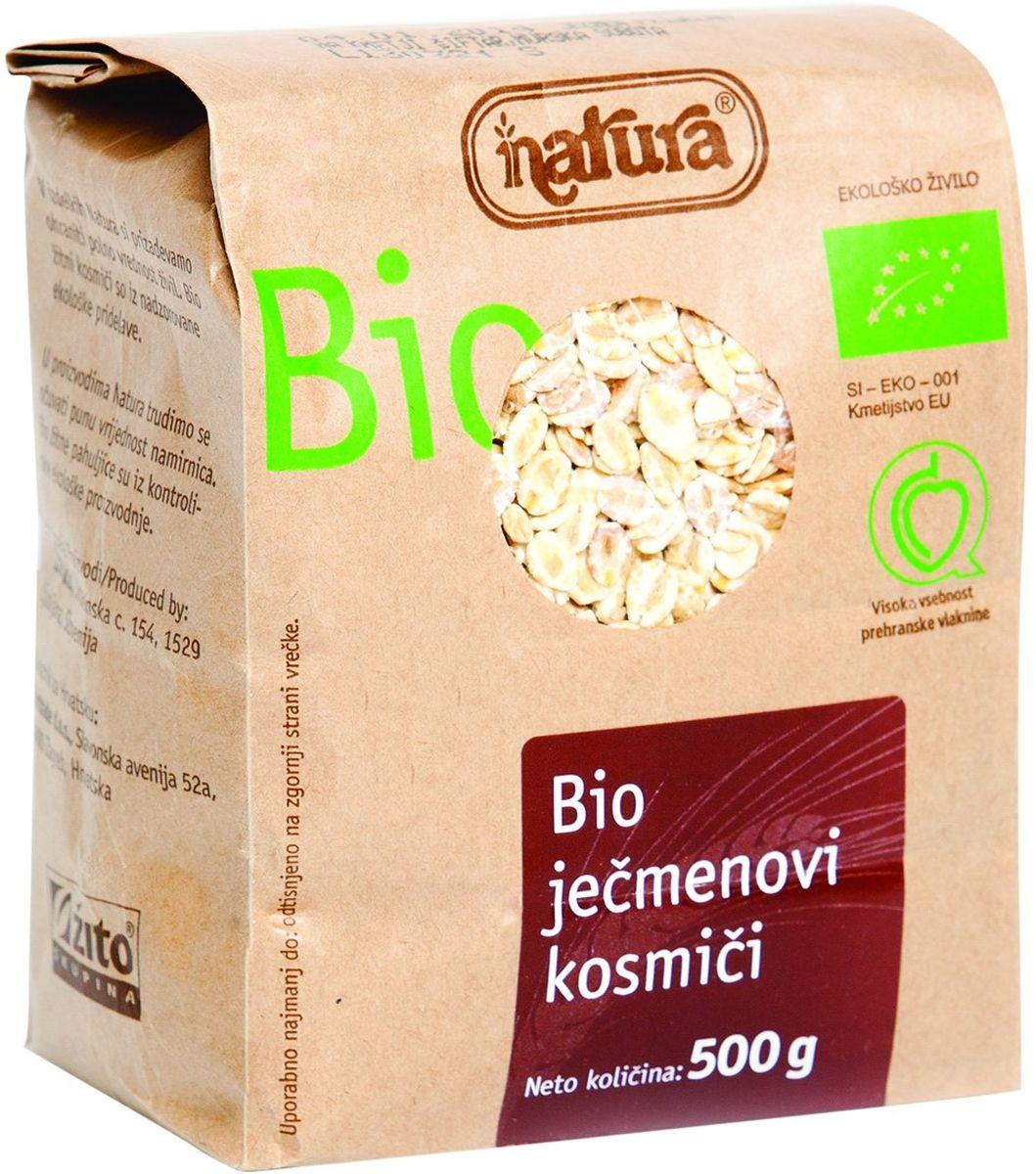 Ячмень – один из древнейших видов злаков, который употреблялся древними египтянами для приготовления хлеба, напоминающего лепешки, и напитков. Благодаря своему высокому содержанию растительных жиров ячмень также известен как злак, придающий энергии. Он содержит важные питательные волокна, богатые бета-глюканами. Органические продукты Natura имеют маркировку в соответствии с законодательством и европейскую экологическую маркировку сертифицированных органических продуктов питания, так как при их производстве не используются удобрения и распылители, запрещенные в органическом производстве и обработке. Органические продукты произведены под контролем SI – EKO – 001. Органические продукты Natura производятся в регионах, где природа пока еще живет своей жизнью. Они попадают на полки магазинов и на столы людей, выбирающих здоровое питание, в той же форме, в которой их создала природа: натуральными, питательными и здоровыми. Разнообразные натуральные зерна и семена...
