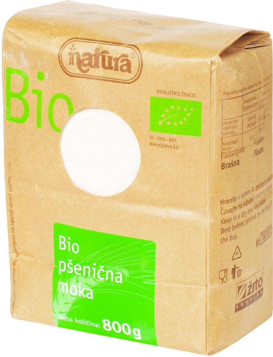 Zito Natura Bio Мука пшеничная органическая, 800 г