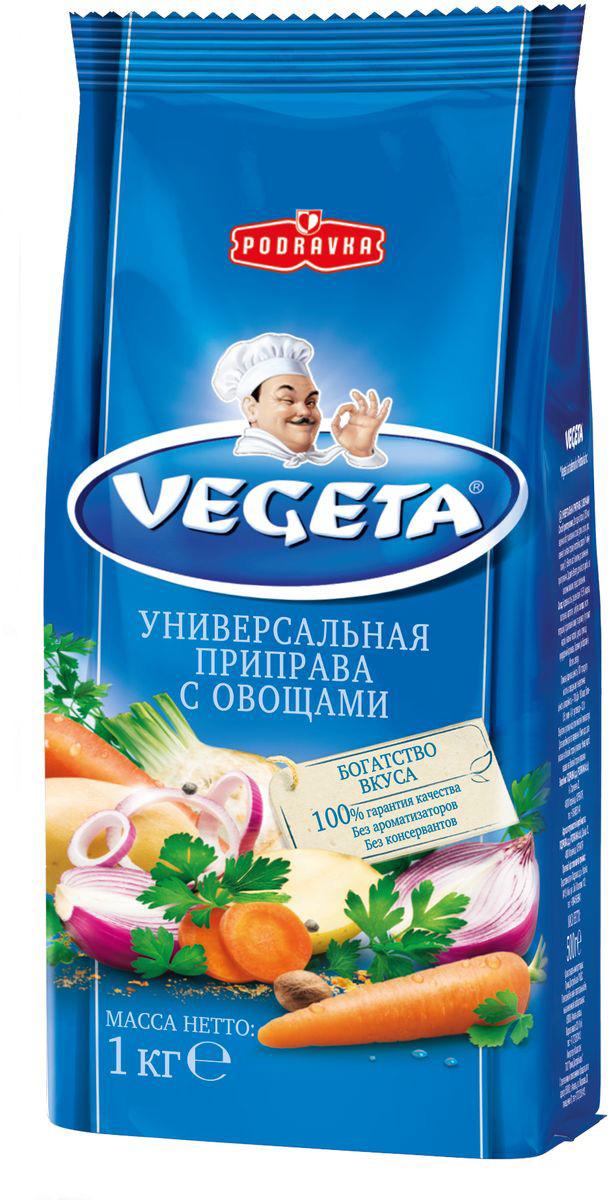 Vegeta универсальная приправа с овощами, 1 кг3110072Надежный спутник ваших кулинарных приключений уже более 50 лет, приправа Vegeta продолжает оставаться одним из самых известных хорватских продуктов, без которого практически невозможно представить себе приготовление пищи. Область применения этой комбинации сушеных овощей и специй не ограничена: это и овощи, и мясо, и гарниры, и все, что угодно на гриле, и минималистские блюда, и блюда из сложных деликатесов - одной чайной ложки приправы Vegeta всегда достаточно, чтобы почувствовать тонкую разницу. Поэтому, готовя еду, дайте свободу своей фантазии и наслаждайтесь - еще много новых комбинаций приправы Vegeta ждет встречи с вами! Уважаемые клиенты! Обращаем ваше внимание, что полный перечень состава продукта представлен на дополнительном изображении.