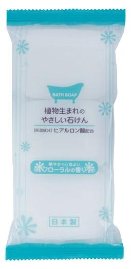 Max Soap Мыло туалетное, с ароматом белых цветов, 3шт х 80 г038020Мыло образует густую мягкую пену, очищает и освежает кожу тела. Благодаря гиалуроновой кислоте не сушит кожу. Изготовлено по традиционному способу мыловарения (с мыльной основой из натуральных растительных компонентов). Экономично в использовании. Обладает легким ароматом белых цветов.