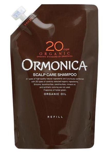 Ormonica Органический шампунь для ухода за волосами и кожей головы Scalp Care Shampoo, з/б 400 мл161654Шампунь разработан на основе природных очищающих и ухаживающих компонентов, создает мягкую нежную пену и тщательно очищает волосы и кожу головы. Содержит 20 органических компонентов и 31 природный компонент, в том числе 11 натуральных масел. В составе 95% натуральных ингредиентов! Экстракты коры и корней растений освежают кожу головы и поддерживают корни волос в здоровом состоянии. Органические масла оливы, ши и жожоба регулируют выделение кожного сала, надолго сохраняя волосы и кожу головы чистыми. Растительные масла и экстракты плодов, цветков и листьев увлажняют, сохраняют влагу и питают, делают кожу головы здоровой, а волосы – гладкими, шелковистыми и блестящими. Без силикона, ПАВ на основе нефтепродуктов, минеральных масел, синтетических красителей и парабенов. Гипоаллергенный. Обладает освежающим ароматом лаванды и зелени. Эффект ароматерапии.