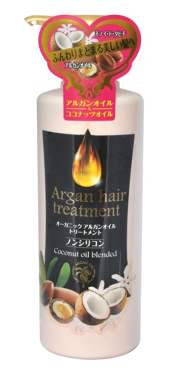 Kurobara Бальзам для волос с маслом арганы Arganoil Treatment, 450 мл974144Бальзам с маслом арганы нежно заботится о Ваших волосах: увлажняет, восстанавливает, делает их гладкими и блестящими. Волосы становятся красивыми и здоровыми. В состав входит 2 органических компонента: масло арганы производства Марокко и сквалан, полученный из сахарного тростника, а также комплекс растительных компонентов, ухаживающих за волосами и придающих им блеск. Активные компоненты: Масло арганы защищает волосы от негативного воздействия окружающей среды, усиливает рост волос, восстанавливает их структуру, питает, делает волосы сильными, послушными, шелковистыми. Масло Моной де Таити – традиционное полинезийское масло, получаемое на основе экстракта гардении таитянской и рафинированного кокосового масла. Масло укрепляет и оздоравливает волосы, придает им естественный блеск. Восстанавливает поврежденные волосы, увлажняет. Гидролизованный кератин и фитостерол/октилдодецил лауроил глутамат. Эти компоненты, схожие с клеточно-мембранным комплексом волос, глубоко...