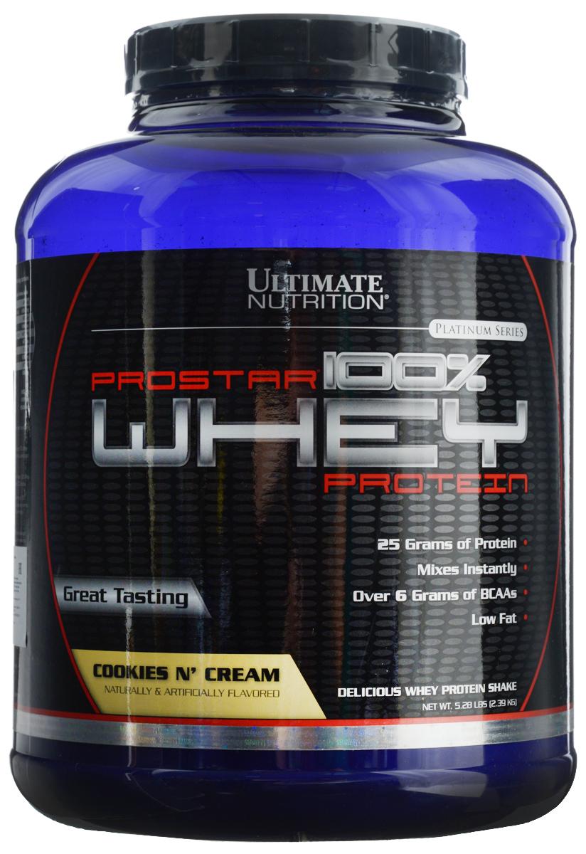 "������� ������������ Ultimate Nutrition ""Prostar Whey"", �������, 2,27 ��"