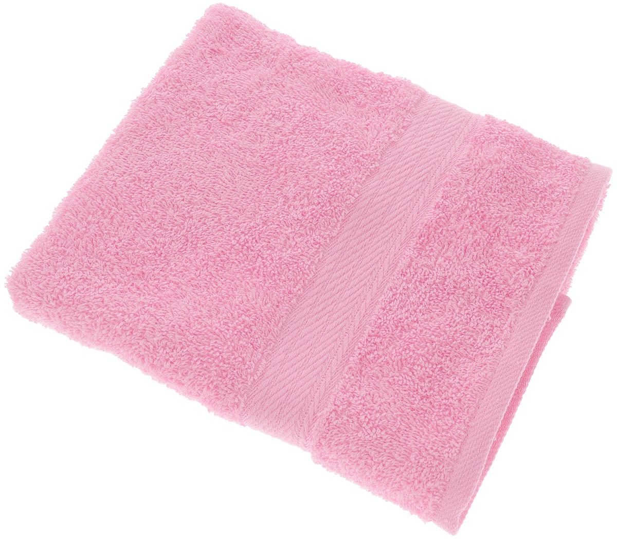 Полотенце Aisha Home Textile, цвет: розовый, 50 х 90 смУзТ-ПМ-112-08-04кМахровые полотенца AISHA Home Textile идеальное сочетание цены и качества. Полотенца упакованы в стильную подарочную коробку. В состав входит только натуральное волокно - хлопок. Лаконичные бордюры подойдут для любого интерьера ванной комнаты. Полотенца прекрасно впитывает влагу и быстро сохнут. При соблюдении рекомендаций по уходу не линяют и не теряют форму даже после многократных стирок. Состав: 100% хлопок.