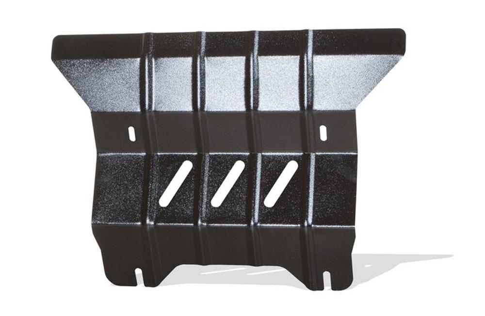 Защита картера и крепеж ECO VW Polo (2010-2014), SKODA Rapid, Roomster, Fabia (2013->) 1,4/1,6 бен. AT/MT