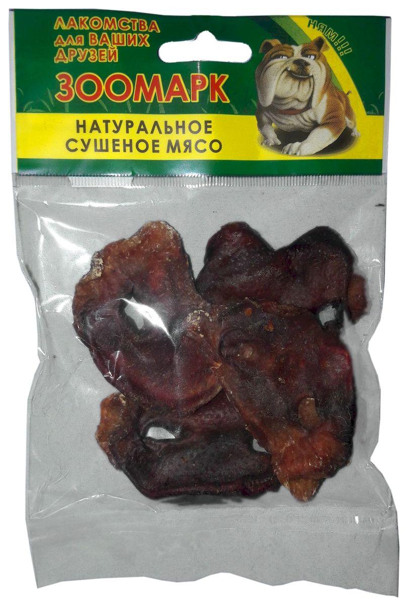 Лакомство ЗооМарк Пятачки свиные, 4 шт. 2222