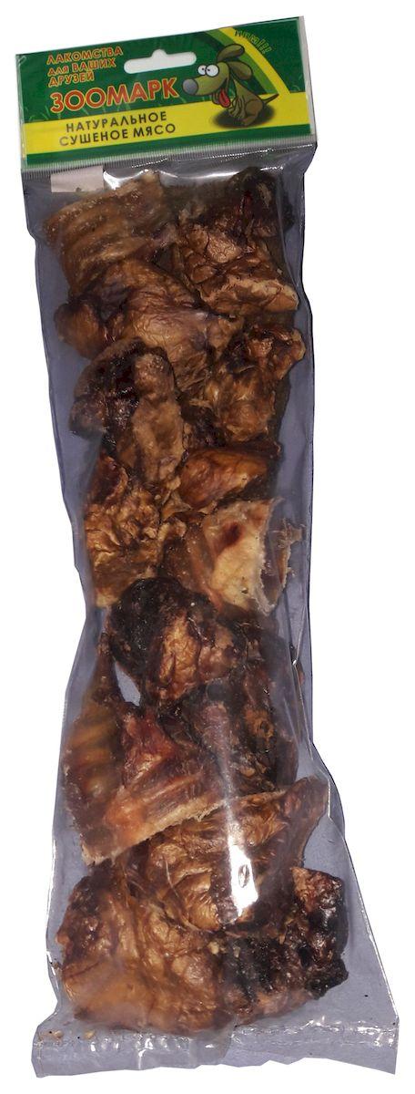 Лакомство ЗооМарк Ассорти: легкое, рубец, трахея большие говяжьи. 2525