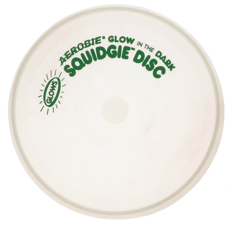 Aerobie Летающий диск Squidgie цвет белый
