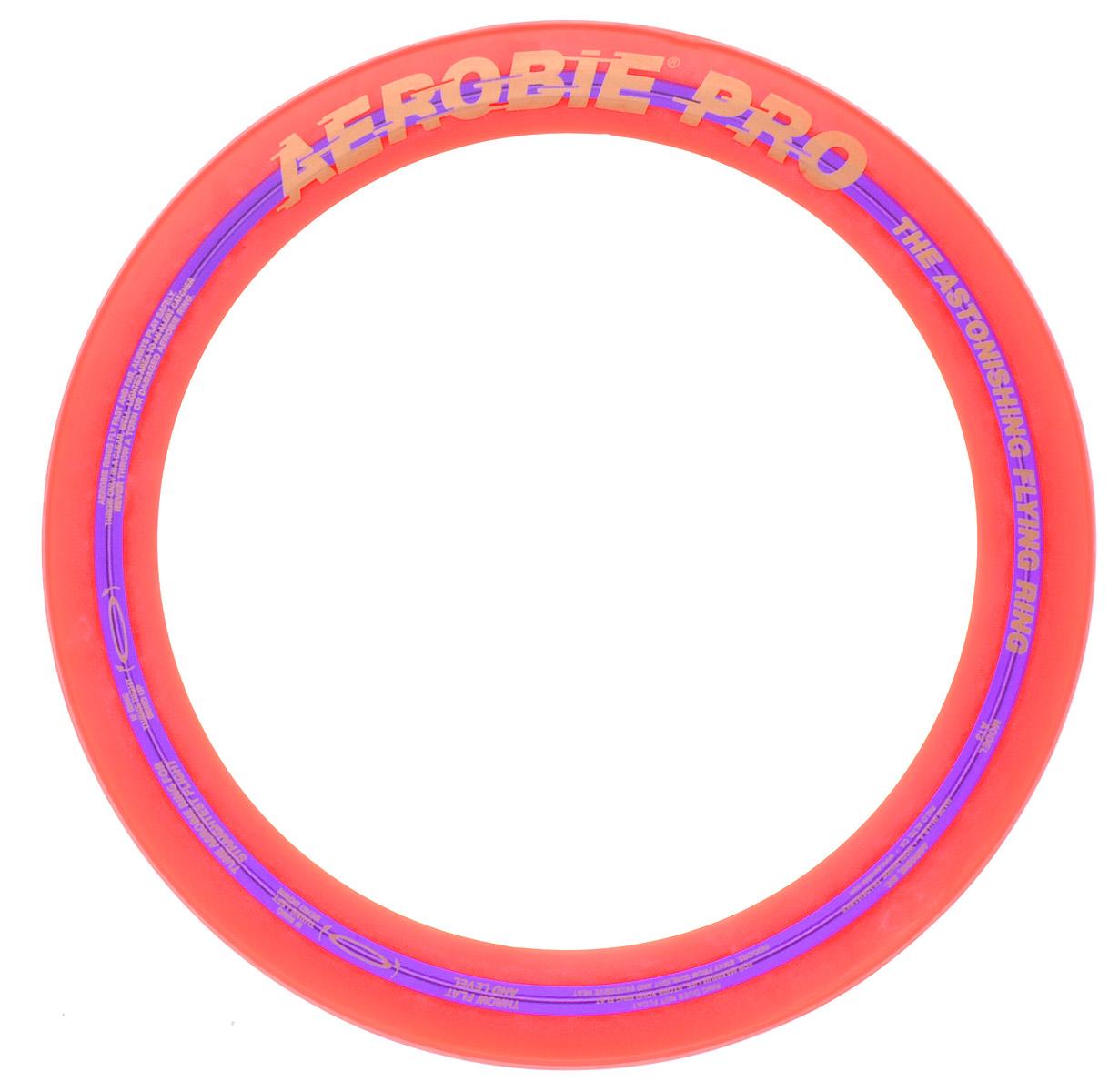 Aerobie Летающее кольцо Pro Ring цвет коралловый