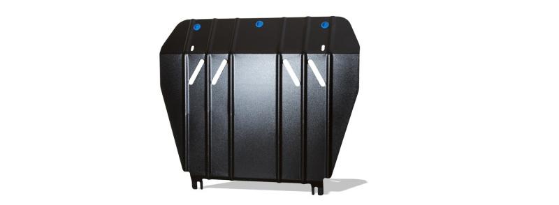 Комплект Защита картера и крепеж TOYOTA RAV 4 (2012-) 2,0 бензин АКПП/МКППNLZ.48.28.020 NEW