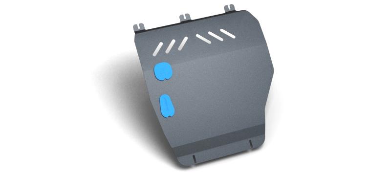 Комплект Защита картера и крепеж SUZUKI Splash (2008-) 1,0/1,2 бензин МКПП/АКППNLZ.47.17.020 NEW